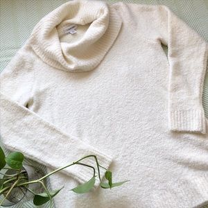 Calvin Klein Wool Blend Turtleneck Sweater